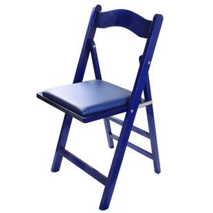 风格折叠椅子时尚创意便携轻便时尚实木椅子fst06