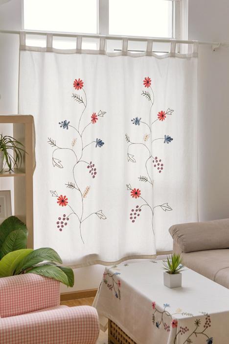 欧式罗马帘,卧室小窗帘