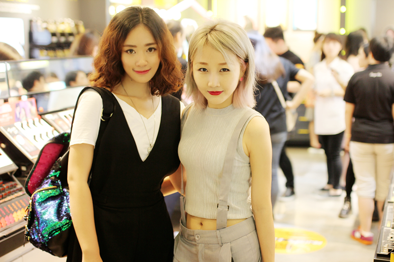 【喵喵Miny】偶遇最爱的韩国品牌CLIO国内首家旗舰店是怎样的体验? - 喵喵Miny - 喵喵Miny的时尚报告