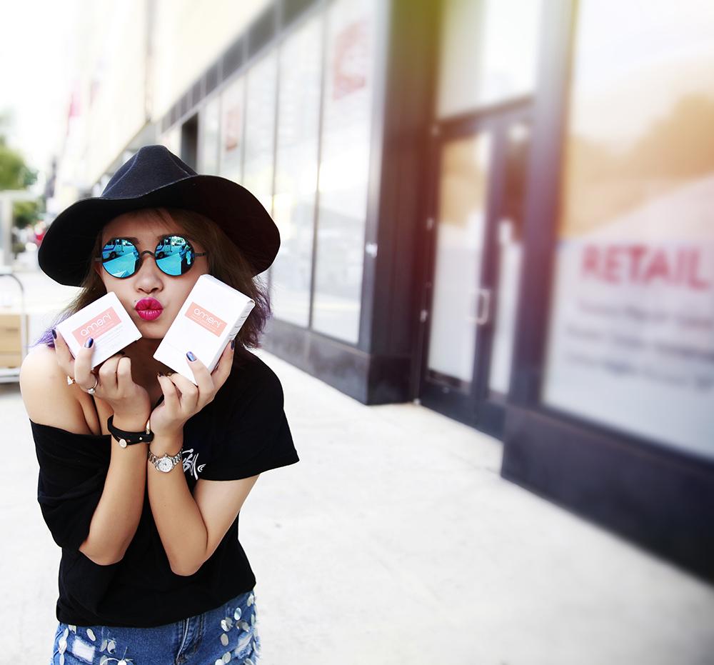 【喵喵Miny】在纽约时装周与Ameri Clinical相遇是一种怎样的体验? - 喵喵Miny - 喵喵Miny的时尚报告