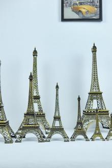 埃菲尔铁塔模型家居饰品客厅创意生日礼物小摆设装饰品摆件$8.4-图片