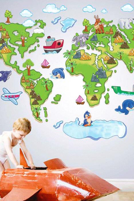 益智,儿童房,幼儿园