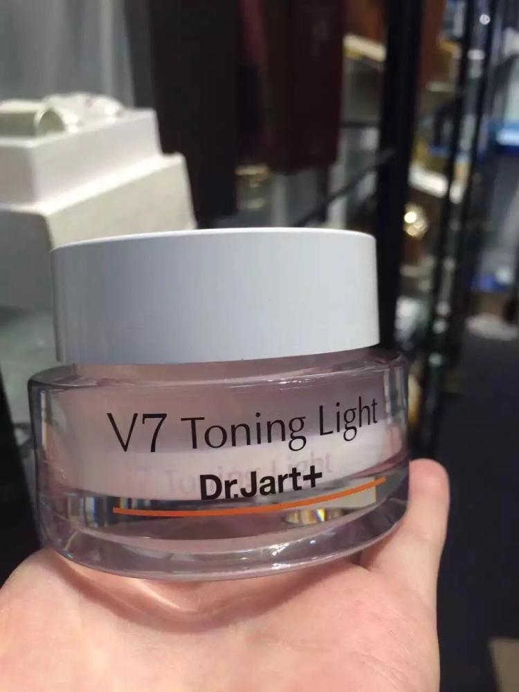 专柜dr.jart v7素颜霜
