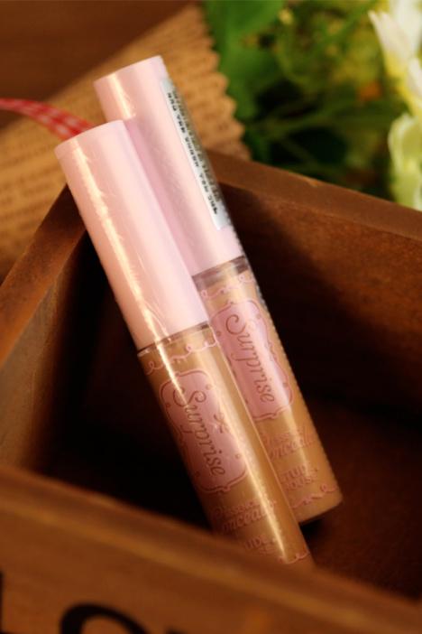 韩国爱丽小屋 遮盖黑眼圈雀斑遮瑕液6g -美妆 美妆 遮瑕霜 膏 笔 彩妆 图片