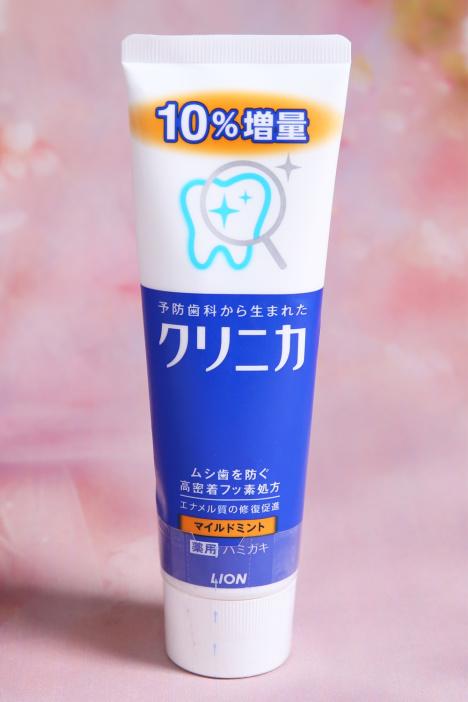 新包装酵素除垢美白牙膏143g -美妆 个人护理 美妆 牙膏 口腔护理 合