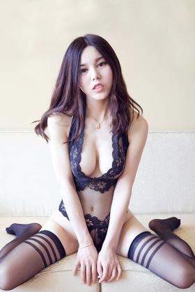 情趣内衣可爱透明露乳诱惑