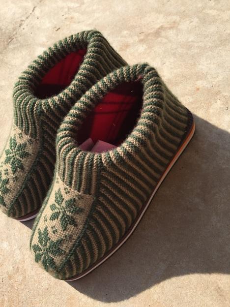 【手工针织鞋】-无类目-服饰鞋包