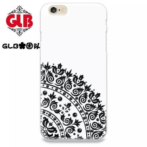 【黑白时尚民族风系列手机壳】-无类目-3c数码配件