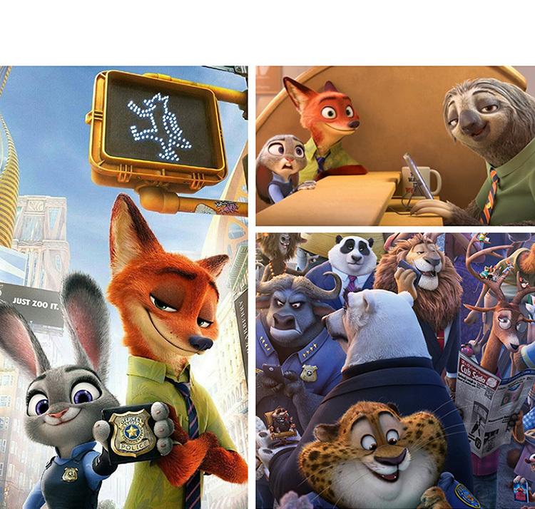 【新款疯狂动物城朱迪兔子iphone手机壳】-null-3c