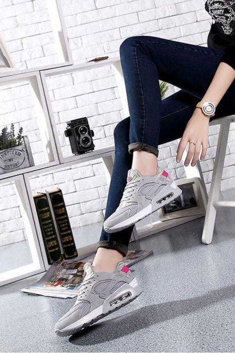 【韩国ulzzang原宿厚底透气运动鞋】-鞋子-女鞋