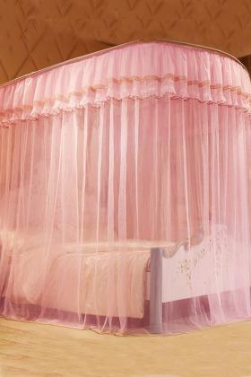 收拉蚊帐怎么安装步骤图解