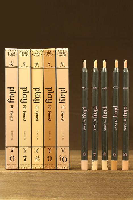 韩国 爱丽小屋Play101 神奇多功能彩妆笔 1 25 -美妆 美妆 眼线 彩妆 香图片