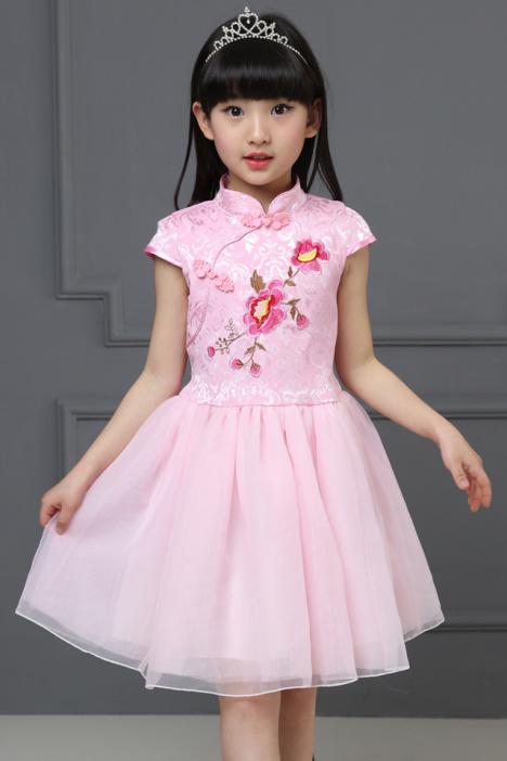 连衣裙,旗袍,童装
