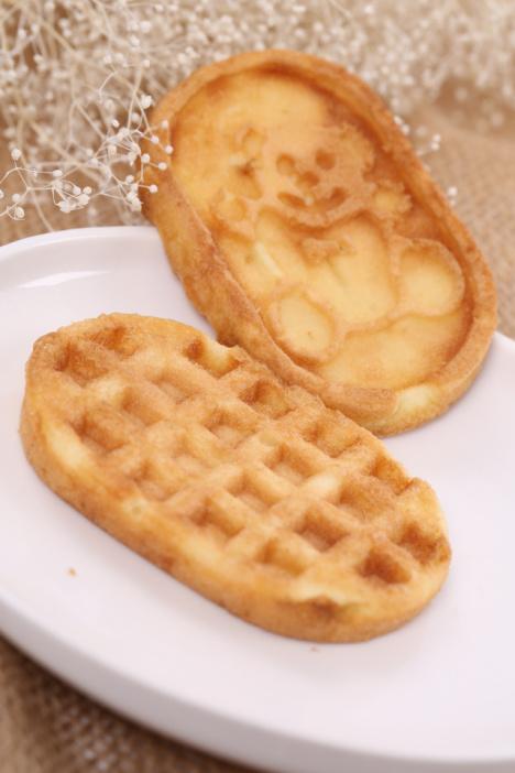 夫饼1000g箱装华夫饼蛋糕点心 -无类目 食品 零食 坚果 特产 传统糕