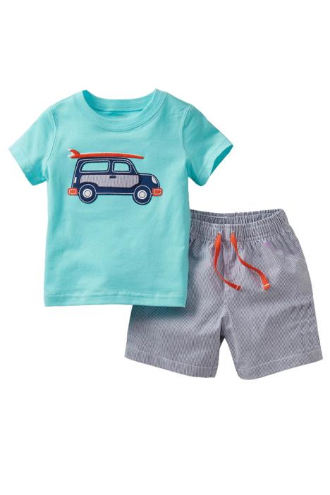男童装款式设计图