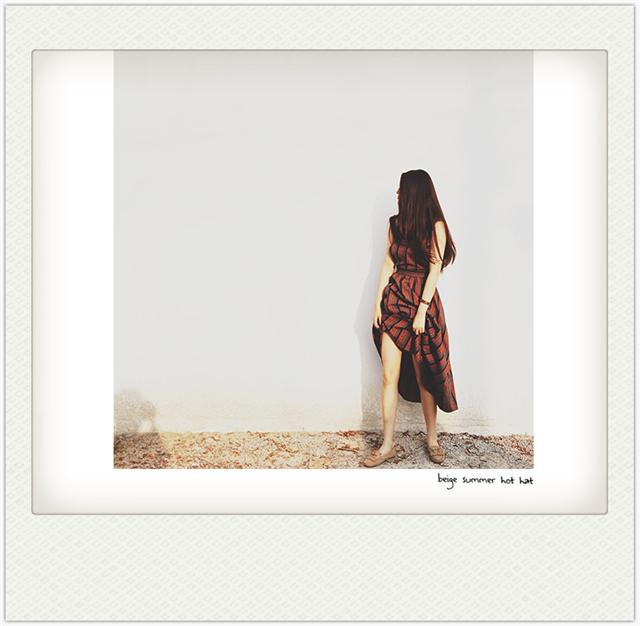【浪漫大裙摆复古民族风背带连衣裙】-衣服-裙子