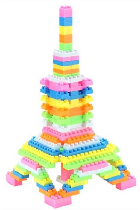 【96块启盟积木塑料早教宝宝婴儿童益智玩具】-母婴