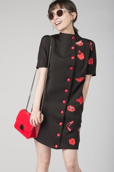 【欢乐颂曲筱绡同款链条包】-衣服-裙子