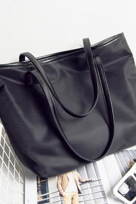 款尼龙帆布女包大包包韩版潮防水牛津布包休闲单肩包手提包$55.3-