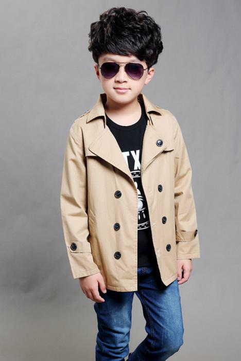 童裝外套,韓版男童上衣潮,兒童風衣外套,男童外套圖片