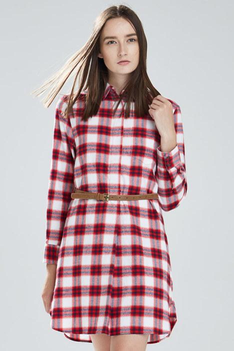 小清新,连衣裙,显瘦