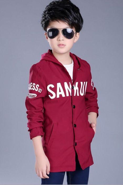 儿童衣服,男童风衣,春秋款上衣,男童外套