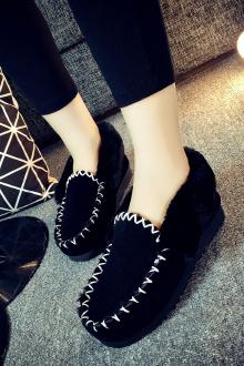 女学生雪地靴_2016秋季新款女学生雪地靴购买