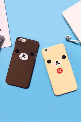 轻松熊壁纸手机搭配
